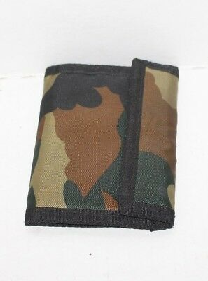 Kid's Camouflage Wallet