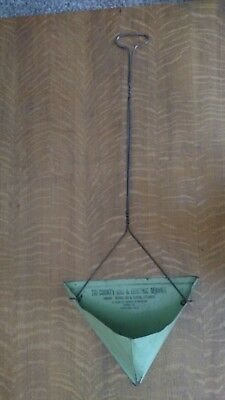 Vintage Metal Advertising Dustpan