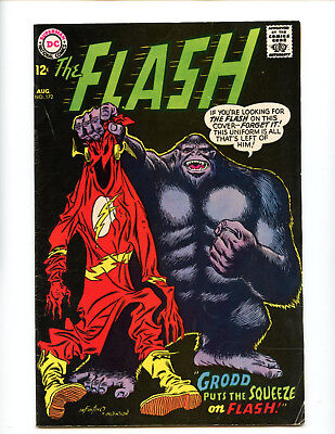 Flash 172 2nd Grodd cover.