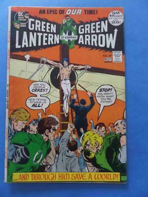 Green Lantern 89 1972 48 Pages Classic Neal Adams! Nice! Vf-