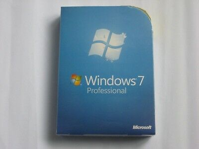 Genuine Microsoft Windows 7 Pro Professional 32/64Bit Full Version +Lifetime Key