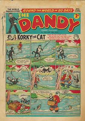DANDY COMIC No. 908 from 1959