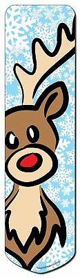 Rudolph The Red Nosed Reindeer Bookmark, Book Mark Christmas Sto, Christmas-15BM