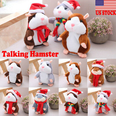 Cheeky Hamster Christmas Baby Kids Gift High Quality + Free Shipping XIA