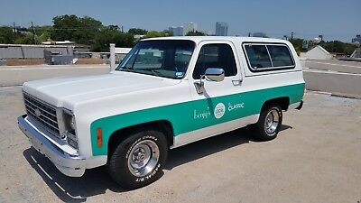 1976 Chevrolet Blazer 2-door