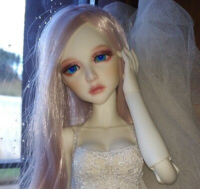 Bjd 1/4 MSD Flett Special ball jointed doll  SOULDOLL Soul-Kids girl