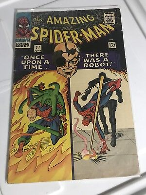 The Amazing Spider-Man #37 (Jun 1966, Marvel)
