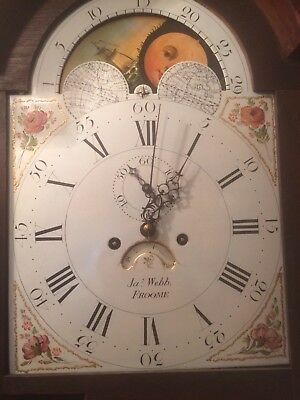 Frome Somerset Longcase clock , Offers Accepted