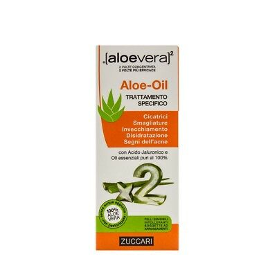 Aloevera Aloe-oil trattamento specifico 50ml