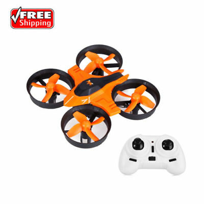 F36 Mini 2.4GHz 4CH 6 Axis Gyro RC Quadcopter Headless Mode 360° Flips LED Drone