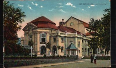 240.685 Bad Kissingen, Kgl. Theater, gl1918