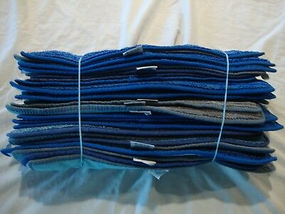 "25 American Dawn 18"" Wet Pad, Velcro, Piped, ADI DURAFIBER / PERFECT CLEAN"
