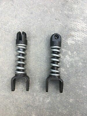 Pride Jazzy Select Front Shock Absorber Strut Pair Powerchair Mobility Spare Par