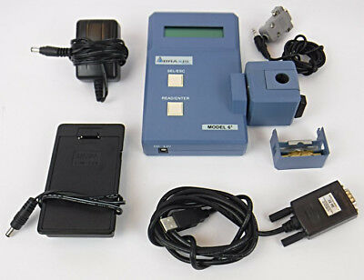 Abraxis 6+ Combo Mini Photometer Unit - TESTED & WORKING