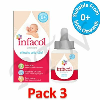 Infacol Suspension 50ml   Pack of 3
