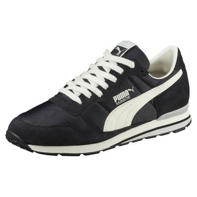86187e76bbe0 PUMA TRAINERS - Puma Rainbow Sc Vintage Trainers - Black   Birch ...
