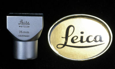 Leica Leitz SBLOO 35mm Optical Viewfinder, Very Nice Condition