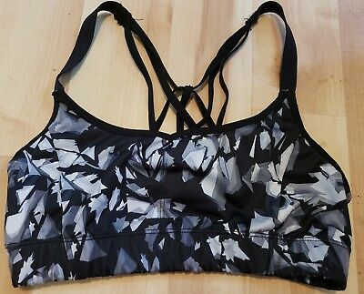 11582bb6bd5 Champion C9 Strappy Back Wire Free Sports Bra sz XS