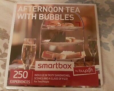 Afternoon Tea with Bubbles from smartbox. Great Christmas gift!