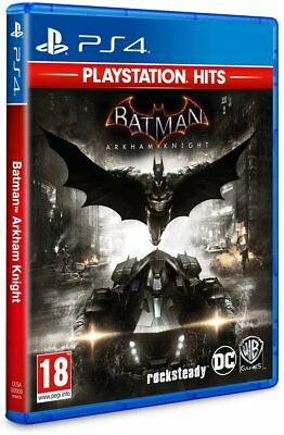Batman Arkham Knight - Playstation 4 NEUWARE  OVP