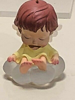 Hallmark Rare 1988 Buttercup Mary's Angels #1 In Series Christmas Ornament