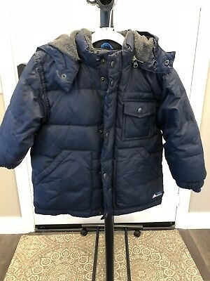 Toddler BOYS Baby Gap Down Jacket Size 2T