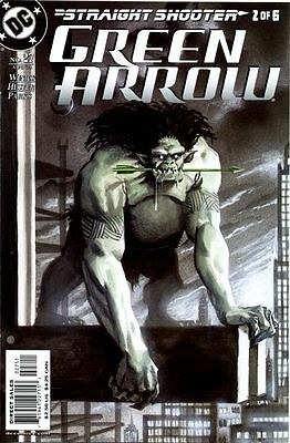 Dc Green Arrow #27 Comic Cw Tv Show