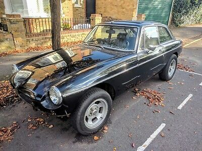 1975 MGB GT -  running project - spares/repairs - needs work - MOT & TAX EXEMPT!