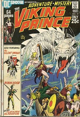 DC Special #12 - June, 1971 - Good (The Viking Prince)