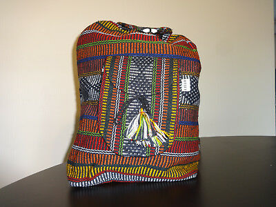 Beach Mexican Hippie Baja Tote Ethnic Backpack Indian Bag, Blanket, purse colour