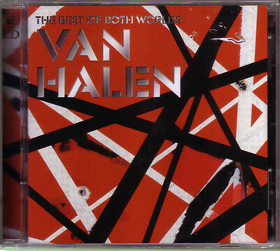 2 CD (NEU!) Best of VAN HALEN (Cradle will rock Jump Why can't this be lov mkmbh