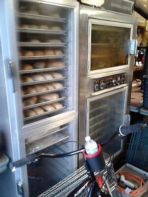 Nu-vu Commercial Bread OvenSubway 3 phase