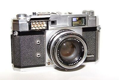 Beauty Super L 35Mm Rangefinder Great Condition Working Shutter
