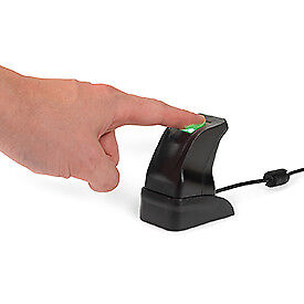 NEW! Safescan FP-150 USB Fingerprint Reader