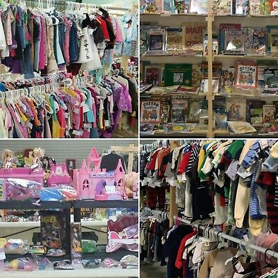 NWT Womens Kids NEW clothes/accessories mysteries surprise lot $200+MSRP/retail