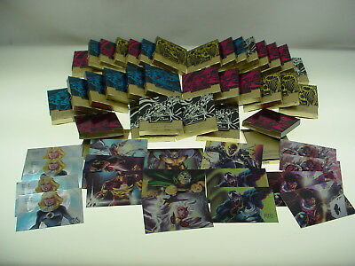 Flair 94 Marvel Universe Inaugural Edition Large Lot  250+ Cards