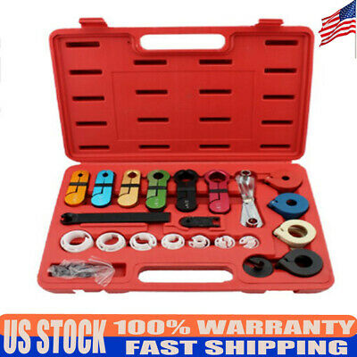 GM USA MADE FUEL LINE A//C TRANSMISSION DISCONNECT TOOL SET FORD 3450 6 PC