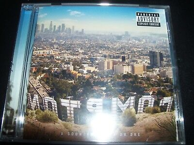 Compton A Soundtrack By DR DRE CD – New (Not Sealed)