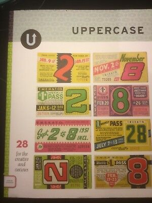 UPPERCASE Art & Design Magazine ISSUE #28 For the Creative and Curious