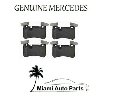 For Mercedes W204 W218 C63 AMG E63 AMG Rear Brake Pad Genuine 007 420 93 20