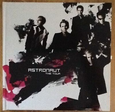 DURAN DURAN...ASTRONAUT...THE TOUR Book / Programme with free postage inc