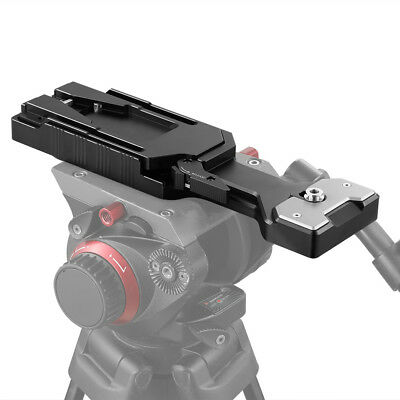 SmallRig 2169 VCT-14 Quick Release Tripod Plate with Lever Release Lightweight