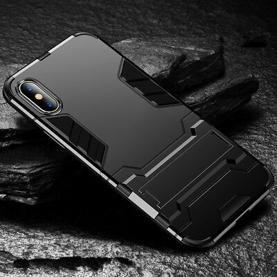Armour Shockproof Rugged Hybrid Stand Case Cover for iPhone XS /XR /XS Max