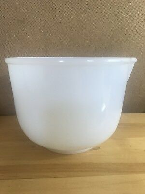 Vintage Sunbeam Mixmaster Glasbake Bowl Small with Spout 20CJ Replacement