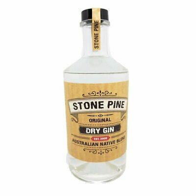 New Stone Pine Distillery Native Blend Dry Gin 40% 700ml