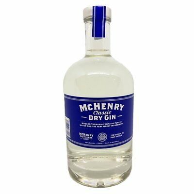New McHenry Classic London Dry Gin 40% 700ml