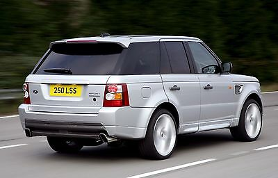 Range Rover Sport Land Rover 05-12 Workshop Repair Technical Service Manual