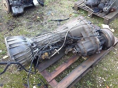 Range Rover P38 4.6 Automatic Gearbox Transfer Box 4Hp 24