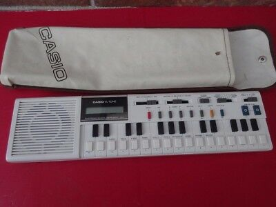 Vintage Casio VL-TONE VL1 Electronic Keyboard Computer Synthesiser FAST SHIPPING