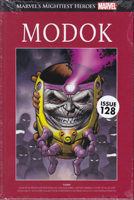 MARVEL'S MIGHTIEST HEROES - Issue 128 - MODOK - Hard Cover NEW